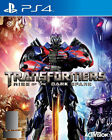 Transformers: Rise of the Dark Spark (Sony PlayStation 4, 2014)