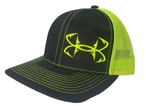 68eb0345a72 Image is loading Richardson-Under-Armour-Fishing-Hook-Snapback-Hat-Trucker-