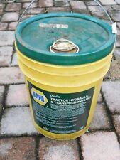 Napa Tractor Hydraulic Transmission Oil Fluid 5 Gallon Pail Orlando