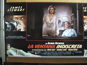 751 La Ventana Indiscreta Lo Esencial De Hitchcock James Stewart