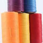260m 1mm Beading Jewelry Cord Wax Nylon String DIY Findings Bracelet Thread Cord