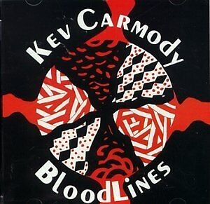 KEV-CARMODY-Bloodlines-CD-BRAND-NEW