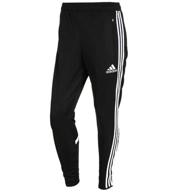 Adidas Men Condivo 14 Climacool Training Soccer Pants Black White