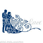 Tattered Lace Bride and Groom 2016 Cutting Die D1385 Wedding