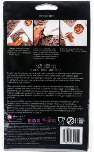 """641054 Prima Marketing Re-Design Mould 5/""""X8/""""X8mm-Sicilian Borders"""