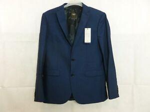 Next Wollmischung Anzug Jacke Größe 42 R LS170 DD 05