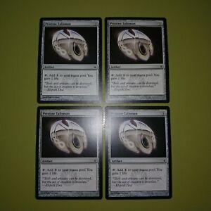 Pristine-Talisman-x4-New-Phyrexia-4x-Playset-Magic-the-Gathering-MTG