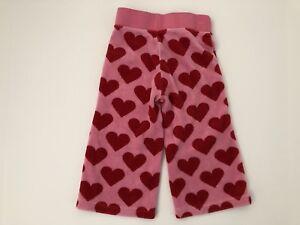 4e0e5f9e7c20 Baby Gap Toddler Girls 18-24 Months Heart Print Pull-On Pants