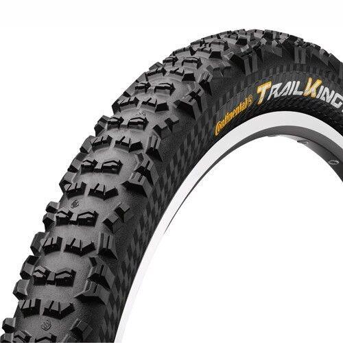 Continental Trail King RaceSport Enduro MTB Pleated Band Black 55-584 27.5x2.2 5