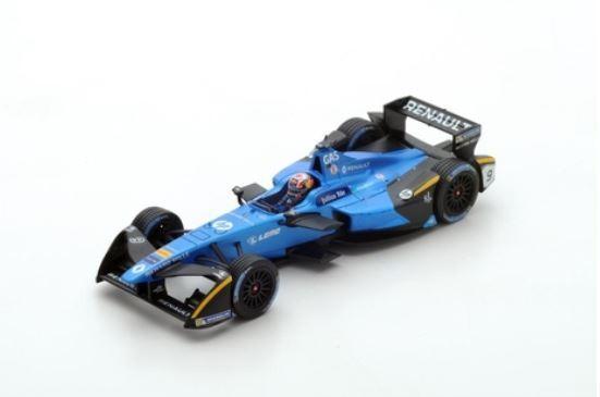 Renault e.dams - Pierre Gasly - FE E New York Season 3 (2016-2017) Spark