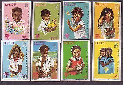 AusgewäHltes Material UnabhäNgig Belize Michel 475-482 B Postfrisch motiv : Jdk