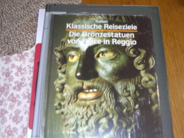 Die Bronzestatuen von Riace in Reggio   klassische Reiseziele   NEU