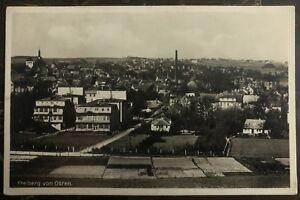 1951-Freiberg-East-Germany-DDR-RPPC-Postcard-Cover-to-Berlin-Mao-Tse-Tung-82