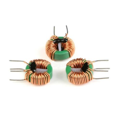 5x Magnetic Ring//Common Mode Inductor 2MH 5A Power Filter Inductance Coil 14x9x5