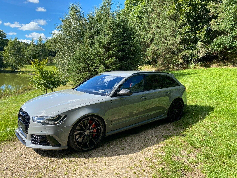 Audi RS6 4,0 TFSi Avant quattro Tiptr. 5d - 4.499 kr.