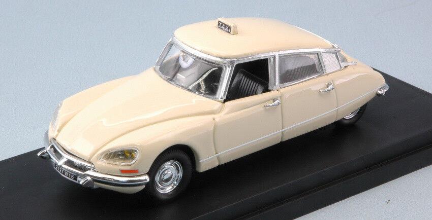 CITROEN DS 21 TAXI PARIS 1969 1 43 modello rio4574 Rio