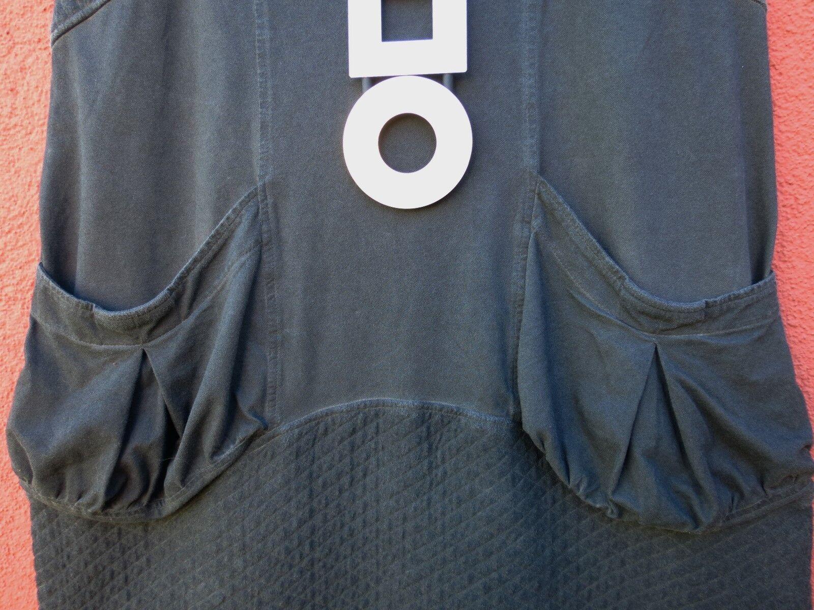 NUOVO Autunno KEKOO Vestito Dress tunica tunica tunica tunic TUNIQUE XL 48 50 Lagenlook b5ff34