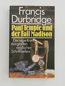 Francis-Durbridge-Paul-Temple-und-der-Fall-Madison-Krimi-Roman-Bastei-Luebbe