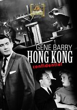 Hong Kong Confidential 1958 (DVD) Gene Barry, Beverly Tyler, Allison Hayes - New