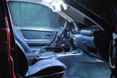 10x Lampen set Licht weiß Innenraumbeleuchtung für Porsche 911 997 Turbo