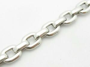 cartier lock bracelet genuine cartier 18kt white gold link design bracelet with 6359