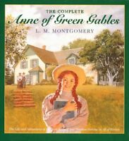Anne Of Green Gables, Complete 8-book Box Set: Anne Of Green Gables; Anne Of The on Sale