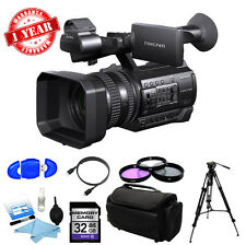 Sony HXR-NX100 Full HD NXCAM Camcorder PAL Deluxe Bundle