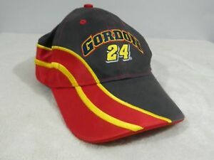 Image is loading Jeff-Gordon-24-Dupont-Chase-Authentics-Genuine-Hat- 7f830a33d3ef