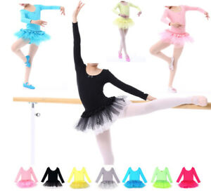 Vestito-Tutu-Saggio-Danza-Bambina-Girl-Ballet-Tutu-Dress-DANC101