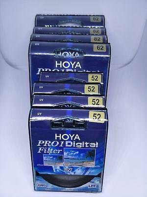 DMC Lp Pro Digital 49mm/_82 mm 1D ~ Original Nueva Hoya Pro1 UV Filtro Multifunción
