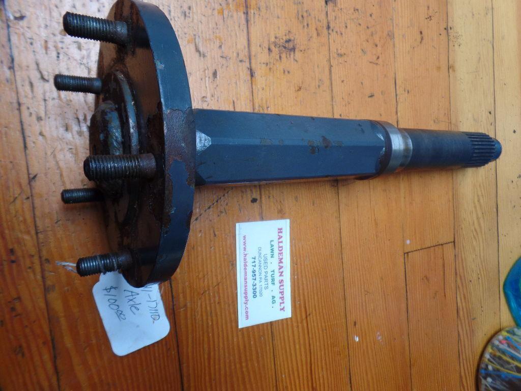 Kubota F2100E Eje de transmisión de 2wd 76611-17110 ()