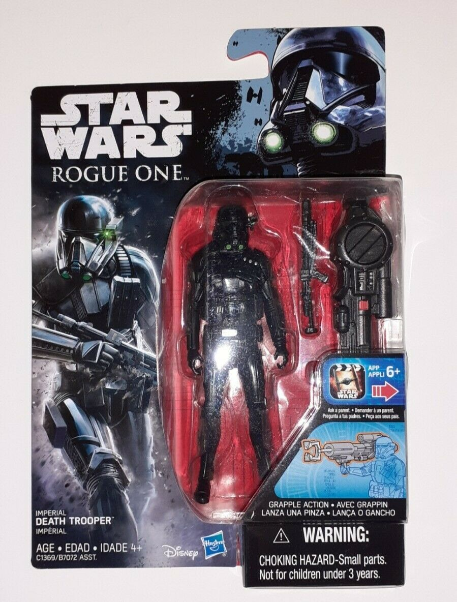 "NEW Star Wars Rogue One Darth Vader Action Figure  3.75"" NIP."