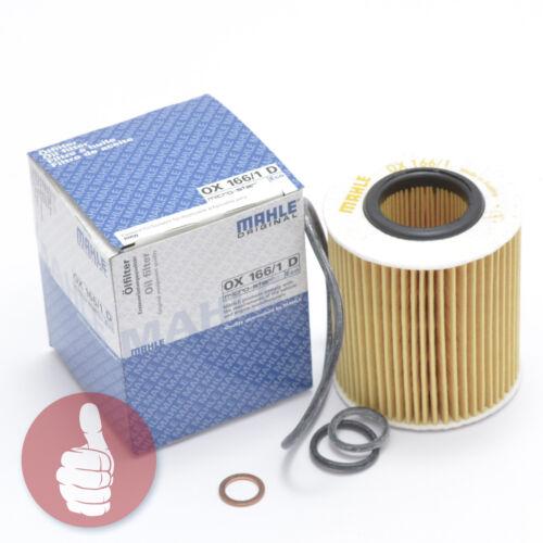 MOUDS Original Filtre à huile OX 166//1d BMW 1er 3er 5er x1 x3 z4