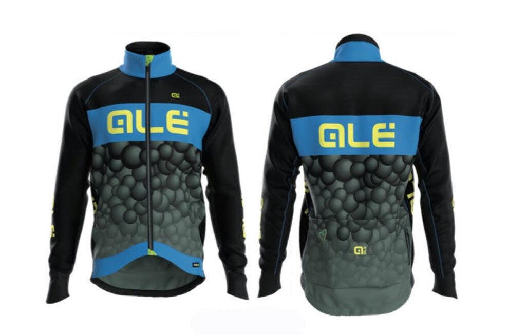 ALE 'Coat Racing Man Graphics PRR NEW bubbles