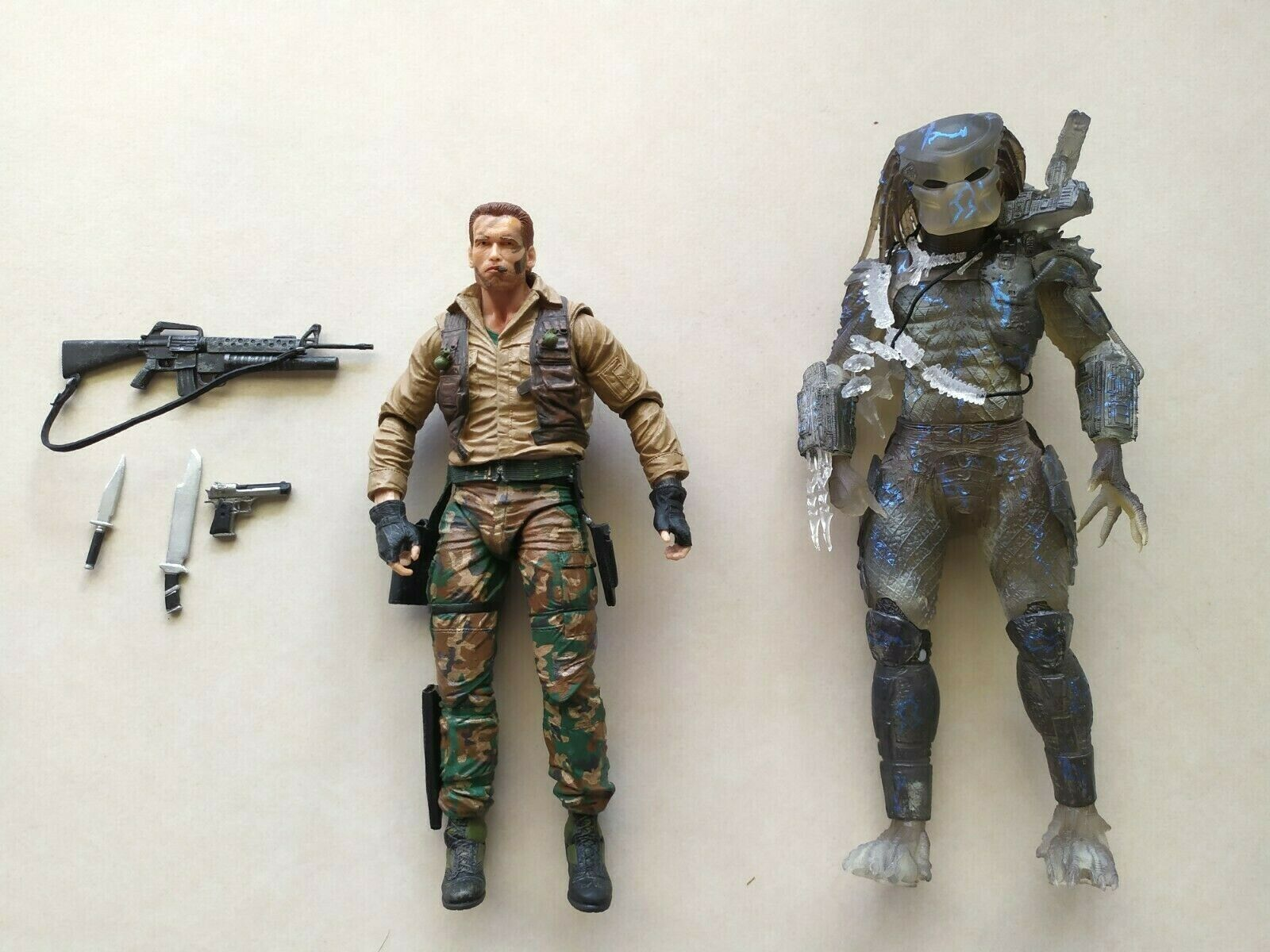 NECA Protator - Jungle Extraction Dutch 2013 & Protator Series 9 25Th Annivers