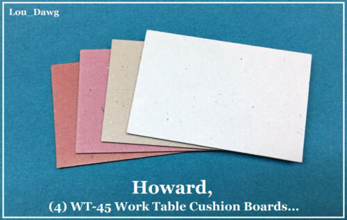 4-Cushion Boards Howard Machine Personalizer Hot Foil Stamping Machine