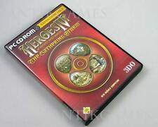 Heroes Of Might And Magic IV: The Gathering Storm PC  in DVD-Box Addon