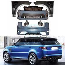 Hi-Q Auto BODY KITS Bumper Fenders For Range Rover Sport II SVR 2013+ (L494)