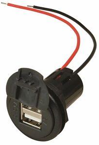 PRESA-USB-DOPPIA-12V-MARCA-PHILIPPI-NAUTICA-CAMPER