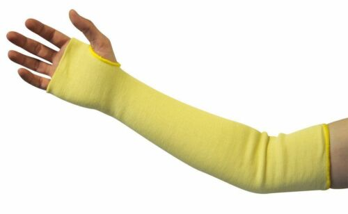 """1 pair Touchstone Protection Sleeve 100/% Kevlar Knitted Sleeve 18/"""" or 22/"""" Length"""