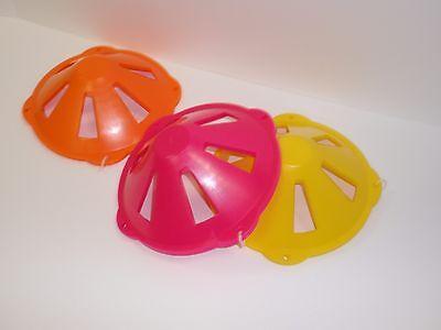 "K/&C Sports  7.25/"" Field Marker Discs 24 Pack Cone"