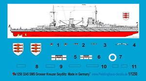 Peddinghaus-1-1250-3245-SMS-Grande-KREUZER-seydlitz