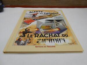 FRIPOUNET-ET-MARISETTE-T05-ALERTE-AU-PARADIS-REEDIT-DU-TRIOMPHE-1995