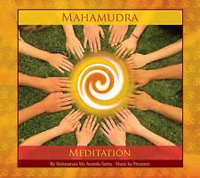 Mahamudra Meditation [Audio] by Mahasatvaa Ma Ananda Sarita - Music by Presence