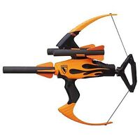 Archery Set For Kids Nerf Bow And Arrow Beginner Junior Foam Target Practice
