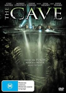 The-Cave-DVD-2006-There-Are-Places-Man-Was-Never-Meant-To-Go-vgc-t58