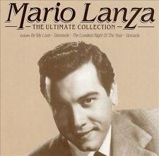 MARIO LANZA: THE ULTIMATE COLLECTION [MARIO LANZA] (NEW CD)