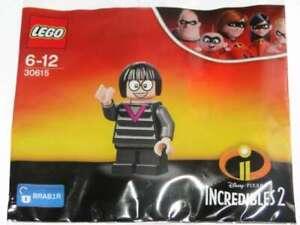 LEGO-DISNEY-INCREDIBLES-MINIFIGURE-POLYBAG-30615-EDNA-MODE-RETIRED-NEW-LA025