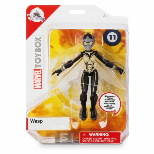 """MARVEL Toybox la guêpe 5/"""" Action Figure #11 Neuf P Gratuit P"""