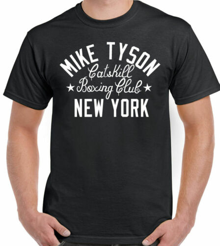 Mike Tyson Catskill,Boxing,Gym,Training,Fitness,Exercise  T-shirt 1421